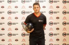 Jaroslav Uher - winner of 2nd squad